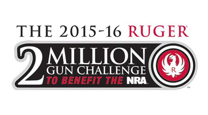 Ruger's 2 Million Gun Challenge to Benefit NRA-ILA