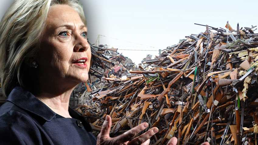 NRA-ILA | Hillary Clinton Supports Australia-style Gun Confiscation