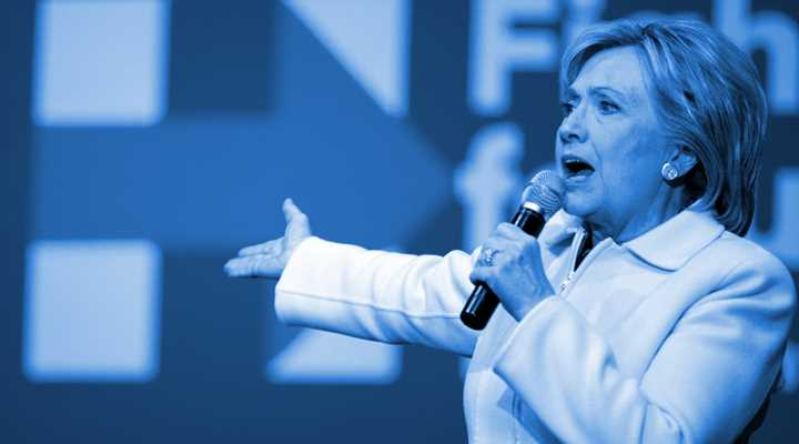 Two-Faced Hillary Adjusts Her Gun Control Message and Volume for Different Audiences