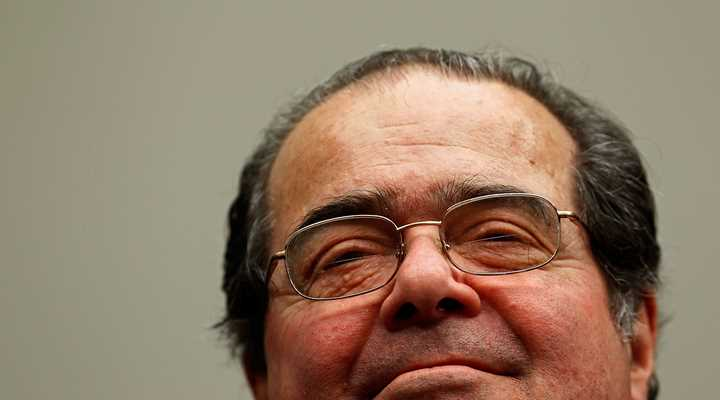 Remember Justice Scalia this November